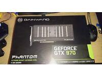 Nvidia gainward GTX 970 4GB Graphics card GPU £165ONO