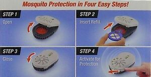 Off! Clip-On® Mosquito Repellent - Fan Kit + Battery Kitchener / Waterloo Kitchener Area image 4