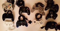 Controllers: Gamecube, Wii, PS1 and 2 (Some Free Stuff for Xbox)