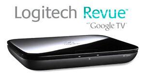 Logitech Revue Google TV - $40 Windsor Region Ontario image 3