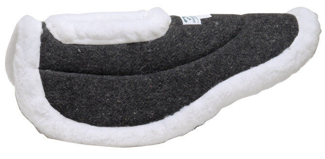 Wool Felt Half Pad English Horse Saddle Pad NEW