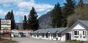Twin Rivers Motel For Sale