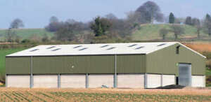 Steel Buildings: Industrial, Commercial and Residential Use