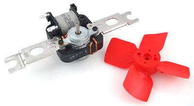 482731 genuine supco refrigerator evaporator fan motor for for Kenmore refrigerator fan motor