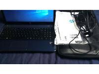 HP Pavillion g6 Notebook laptop and laptop case