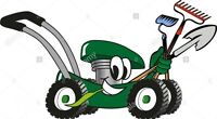 Lawn mowing and other services!