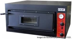 Germany's Black Panther Pizza Deck Oven BRAND NEW Lansvale Liverpool Area Preview