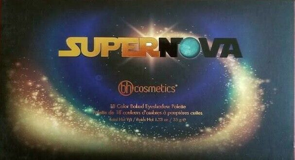 Supernova - 18 Color Baked Eyeshadow Palette