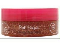 Aquiline pink sugar glossy body scrub
