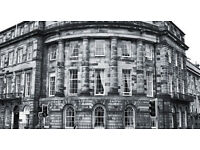 10 Person Office for rent in Edinburgh EH3 | £525 p/w !