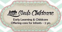 Licensed community daycare home for babies!