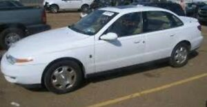 2000 Saturn L-Series White Other