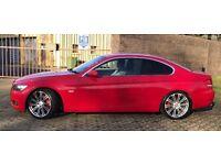 BMW 325i Coupe (249 bhp)