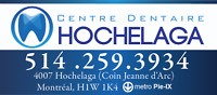 Dentiste - Centre Dentaire Hochelaga