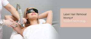 laser promotion for APRIL