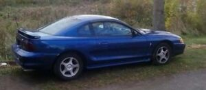 '96 Ford Mustang