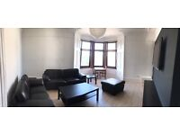 Exceptionally Large Two Bedroom Flat in Paisley's Westend