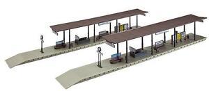 FALLER 120191 Bahnsteig Ausführung mit Länge 834mm Dachlänge 604mm NEU&OVP