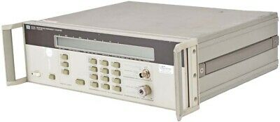 Hp Agilent 5351b 10mhz-26.5ghz Microwave Frequency Counter Opt001 Oven Time Base
