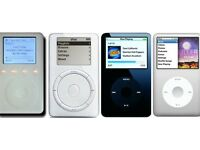 WANTED!!Ipod classic working / not working WANTED!!