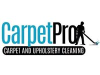 CARPET AND UPHOLSTERY CLEANING / Steam Cleaning
