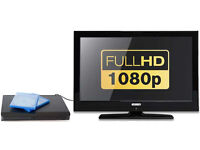 digifusion d32wlu53hid lcd tv. free view build in .