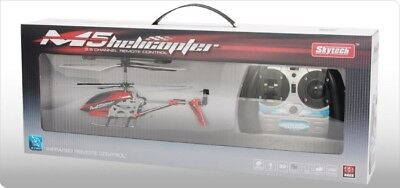 NEW HELICOPTER REMOTE CONTROL LIGHT BOYS MEN CHRISTMAS GIFT PRESENT SECRET SANTA