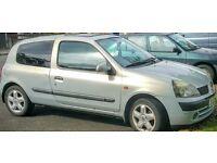 Renault Clio Extreme 1.2 16V 2002