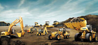 Heavy Equipment and Truck Financing