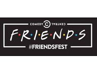 TWO Friends Fest Tickets London Clissold Park