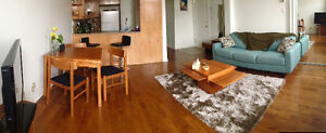AVAILABLE/ DISPONIBLE 1st of SEPTEMBER_furnished apartment