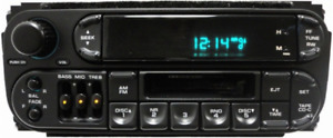 Two Items Radio & CD Player for car