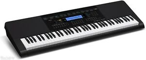 Clavier Casio WK245 76 notes 600 sons