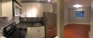 New one bedroom side suite