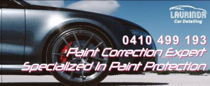 Paint protection and correction!