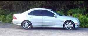 2003 Mercedes-Benz C-Class C32 AMG supercharged! Must sell!!!!