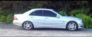 2003 Mercedes-Benz C-Class C32 AMG supercharged must go!!!