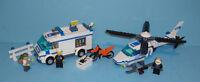 LEGO CITY, LOT DE 2 SETS, 7741 et 7286