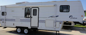 Forest River Salem 5th Wheel! Turn Key! Buy today Camp Tonight!