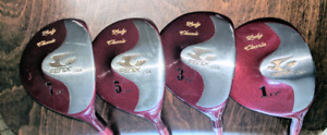 Fenix Lady Golf Clubs (package deal) - driver and woods