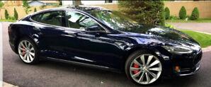 2013 Tesla Model S Berline