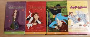 Série de livres jeunesses Le Journal d'Aurélie Laflamme