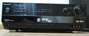 Panasonic SA-HE200 Receiver Functional Digital Input Power Amp