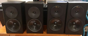 2 pairs of Nuance Star 1 (4 speakers)
