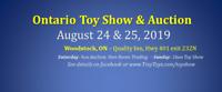 Ontario Toy Show & Auction