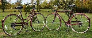 CYCLE PRO 5 SPEED ROAD BICYCLE HIS & HERS COMMUTER BIKES Kingston Kingston Area image 9