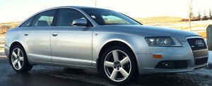 2008 Audi A6 3.2L Quattro - MINT Condition!