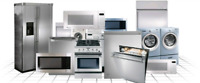 Major Appliances Repair and installation.