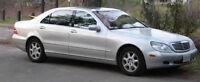 2002 Mercedes-Benz S-Class Sedan