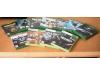 11 Xbox one and Xbox 360 games